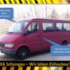 Heute vor 25 Jahren –Neuer Teambus für den EAS Nachwuchs …