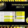 Termine Vorbereitung 2017 / 18