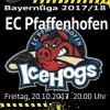 Neues Spiel – neues Glück – EA Schongau erwartet den EC Pfaffenhofen!