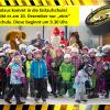 Der Nikolaus besucht die Eislaufschule
