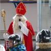 Nikolaus besucht die Kids der EAS Eislaufschule