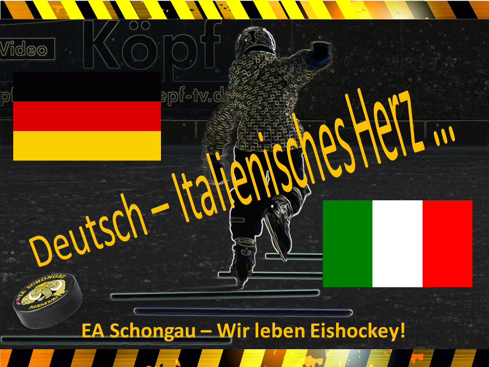 Deutsch Italienisches Herz