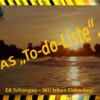 """EAS """"To-do-Liste"""" für die Sommerpause …"""