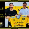 Simon Maucher und Daniel Holzmann – zwei Leistungsträger verlängern bei den Mammuts !