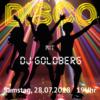 Sommerferienalarm – DJ Goldberg live …