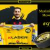 Maximilian Mewes komplettiert die EAS-Abwehr