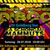 Partytime mit DJ Goldberg …