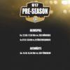 Pre-Season Termine der U17 und U20