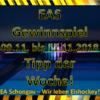 EAS Gewinnspiel – Tipp der Woche KW45 …