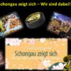 """""""Schongau zeigt sich"""" – wir sind dabei!"""