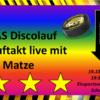 EAS Discolauf – Auftakt live mit DJ Matze …