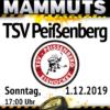 Derbytime gegen Peißenberg
